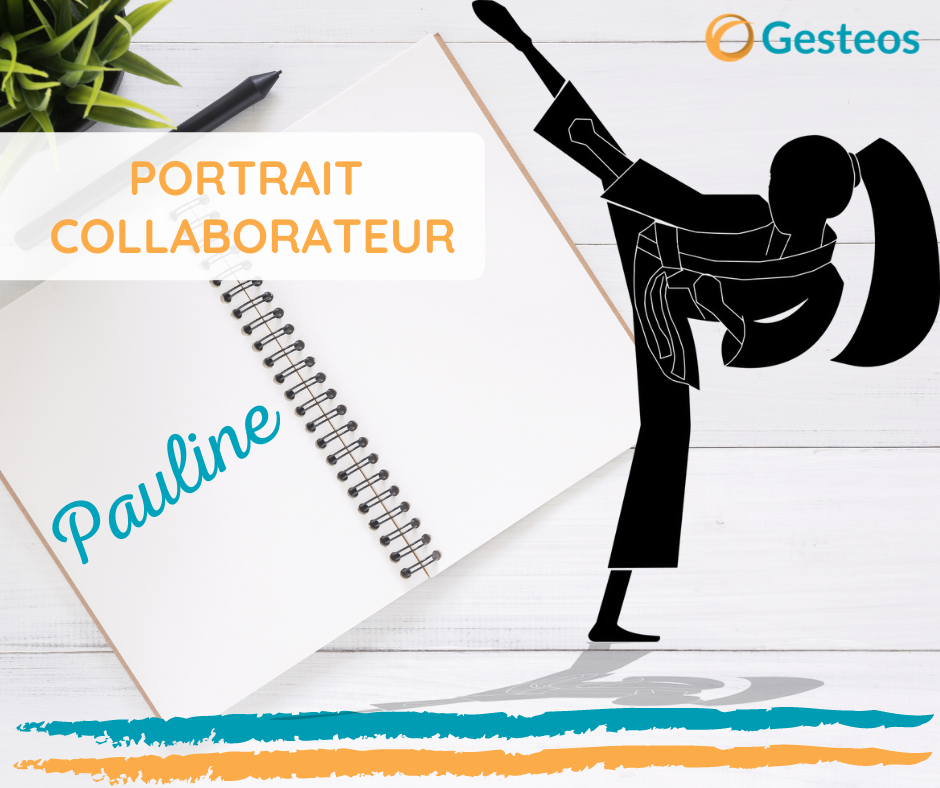 Portrait collaborateur - Pauline, assistante commerciale